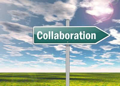 Collaborative success means viewing things through a new lens