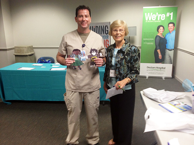 Career Day at Doctors Hospital of Sarasota