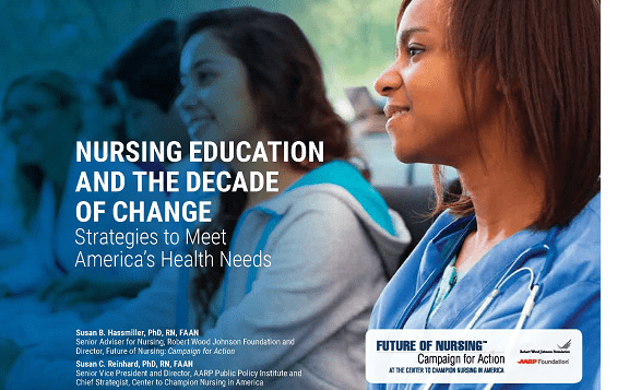 New Compendium Covers Decade of Change in Nursing Education