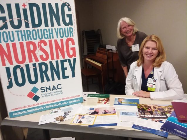 Nursing Education Fair Jan. 30