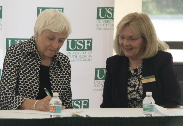 USF-SM admitting students to 4-year nursing program